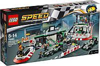 Конструктор  Lego Speed Champions Формула-1 Mercedes AMG Petronas 75883