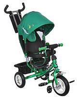 Велосипед Mini Trike надувные колеса LT-950D зеленый
