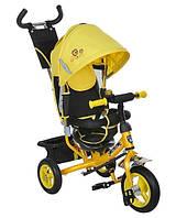 Велосипед Mini Trike (Mars) надувные колеса LT-950D желтый