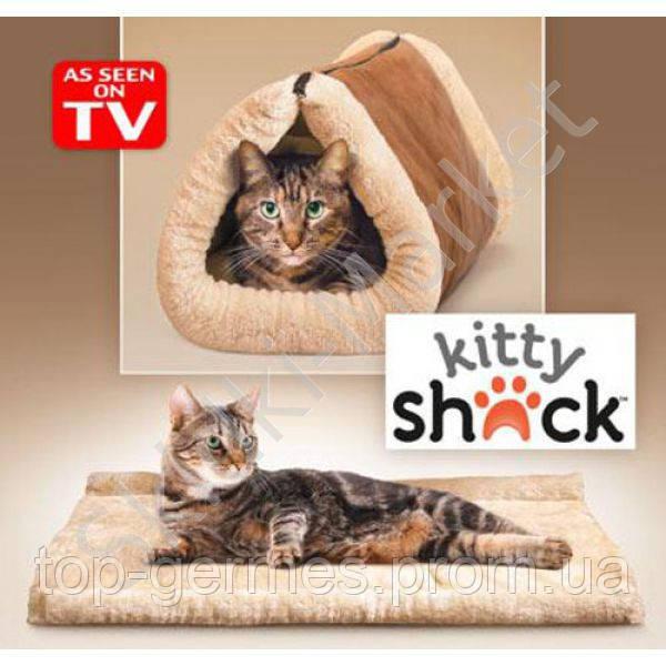 Домик лежанка для котов (ВИДЕО)