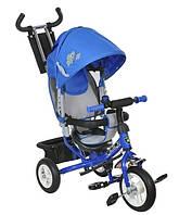 Велосипед Mini Trike надувные колеса LT-950D синий