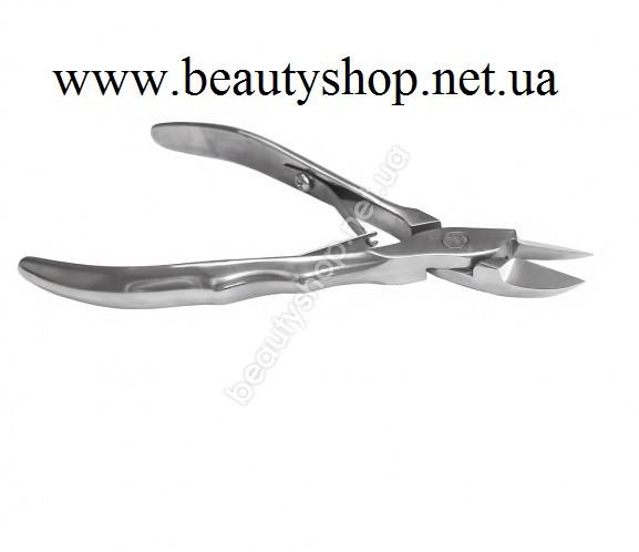Кусачки Сталекс NE-60-18 Expert 60 18мм (N7-60-18) (К-19) проф для ногтей