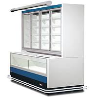 Морозильные шкафы-бонеты MIURA