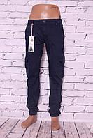 Стильные мужские джинсы карго Jeckerson 29-36рр. (код 2020)