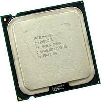 Intel® Celeron® D 3.06 GHz, s775, Processor 347 512K Cache,  533 MHz FSB