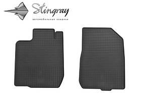 Коврики резиновые Dacia Logan MCV 2004- Stingray (2шт) 1004012
