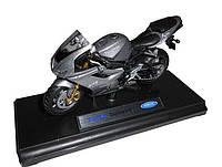 Мотоцикл Welly метал Triumph Daytona 675, 1:18