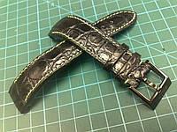Ремешок из Крокодила для часов Seiko Sportura