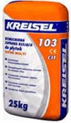 Клей для плитки Kreisel SUPER-MULTI 103 25 кг