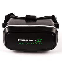 Очки виртуальной реальности Grand-X Black (GRXVR06B)