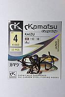 Крючок Kamatsu Kaizu BR №4 (оригинал)