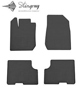Коврики в салон Renault Logan 2013- (4 шт) Stingray 1004024