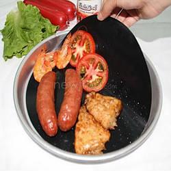 Антипригарная подложка для сковороды, диаметр: 25см.