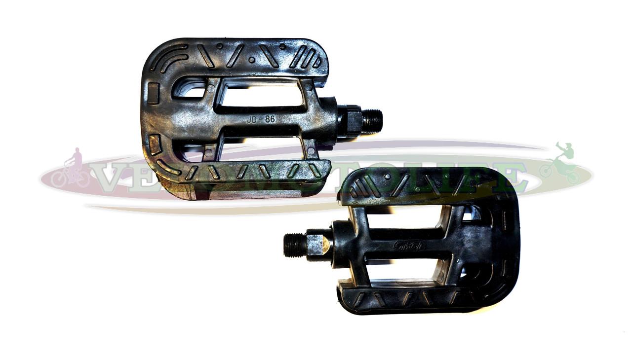 Педали велосипедные модель 86 (пластмассовые)