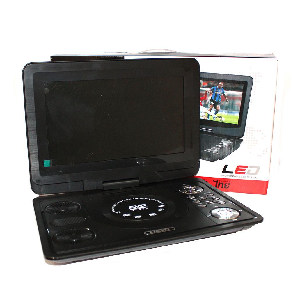 Портативный DVD плеер 1039 монитор 10.1