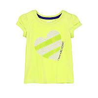 Детская футболка для девочки  4 года, 5 лет