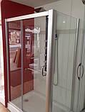 Прямокутна душова кабіна Golston G-F6004, 1200x800x1800 мм, скло прозоре, фото 3