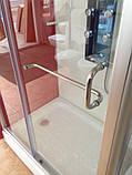 Прямокутна душова кабіна Golston G-F6004, 1200x800x1800 мм, скло прозоре, фото 4