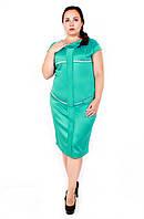 Коктейльное платье размер плюс Маргарет (48-54)