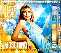 "Парфюмерная компзиция ""Moschino I love Love"""