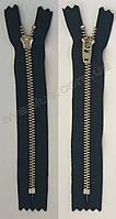 Змейка YKK (джинсовая) 14 см. тёмно-синий 5006