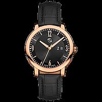 Мужские наручные часы Mercedes-Benz Men's Watch, Classic Gold Mark 2, Rosé Gold / Black