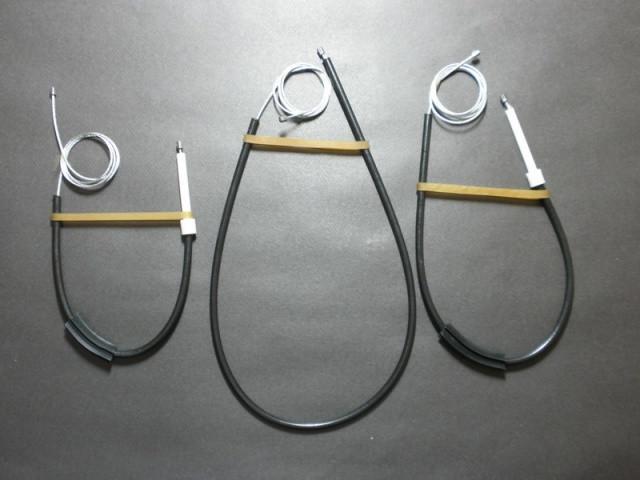Трос стеклоподъемника PEUGEOT 307 2001-2008