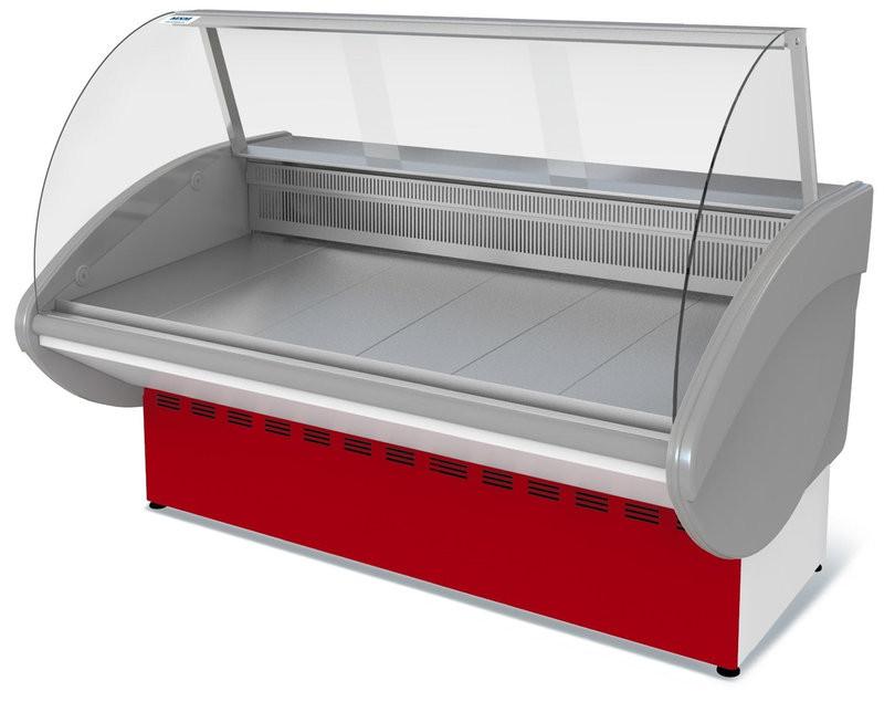 Витрина холодильная среднетемпературная    ВХС-2,7 Илеть