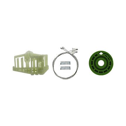 Ремкомплект стеклоподьемника BMW E90, E91 задний левый, фото 2
