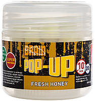 Бойлы Brain Pop-Up F1 Fresh Honey (мёд с мятой) 10 mm 20 gr
