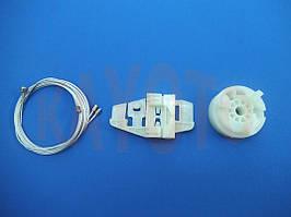 Ремкомплект стеклоподъёмника  RENAULT SCENIC 2 2003 - 2008 передняя правая дв.