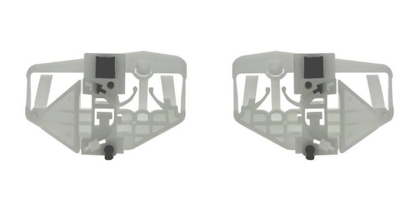 Каретка направляющая стеклоподъемника Peugeot Partner левая правая дверь, фото 2