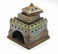 """Аромалампа """"Замок"""" (13х10х10 см)(CY-6-21)"""