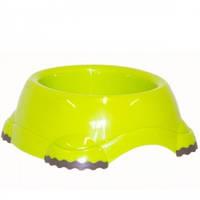Moderna МОДЕРНА СМАРТИ №2 миска для собак, 735 мл, ярко-зеленый