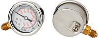 Манометр высокого давления 315 бар, 50 мм (глицериновый)