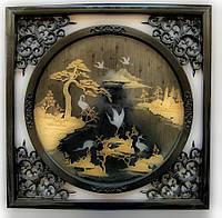 Картина из пробкового дерева (57х57 см)
