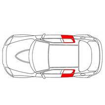 Направляющая стеклоподъемника BMW E39 задней левой/правой двери, фото 3