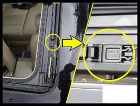 Направляющая люка BMW E36 E39 E46 E53, фото 2
