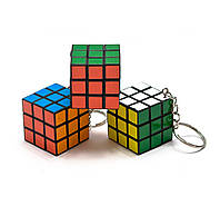 """Брелок """"Головоломка кубик"""" (12шт/уп)(3х3х3 см)"""