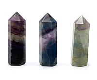 Кристалл флюорита (7х2,5х2,5 см)