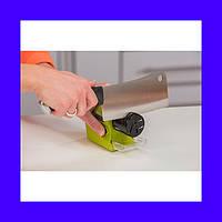 Электрическая Точилка для ножей SWIFTY SHARP Ножеточка!Акция
