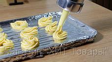Кондитерский пресс-шприц для выпечки - Cookie Set and Icing Set Большой!Акция, фото 2