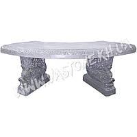 Скамейка уличная, лавочка бетонная «Китай»