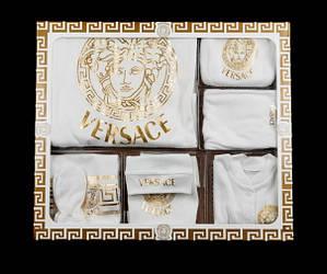Подарочный набор для новорожденного,на выписку, 10 предметов, Versace