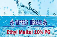 Этилмальтол (Ethyl Maltol) 10%PG, усилитель вкуса, 10 мл