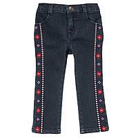 Детские джинсы для девочки 5 лет