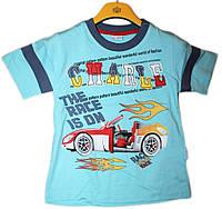"""Детская футболка с рисунком """"Гоночная машина"""" (от 3 до 6 лет)"""