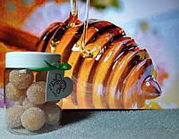 Сахарный скраб для тела Мёд HandMade (130г)