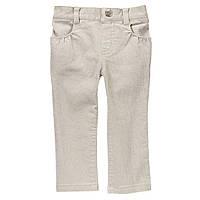 Детские вельветовые брюки для девочки 5 лет