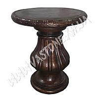 Стол бетонный «Чайный»
